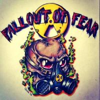 logo I designed for the band Fallout of Fear
