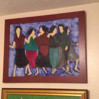 Dancing Jewish Women