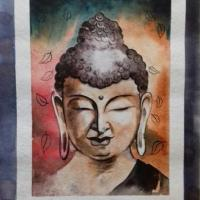 Base - hand made paper