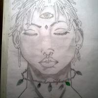 Studying the third eye spiritual keys through the journey of self discovery an love while searching for enlightenment