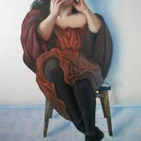 140x100 cm, oil on canvas, 2011-2012